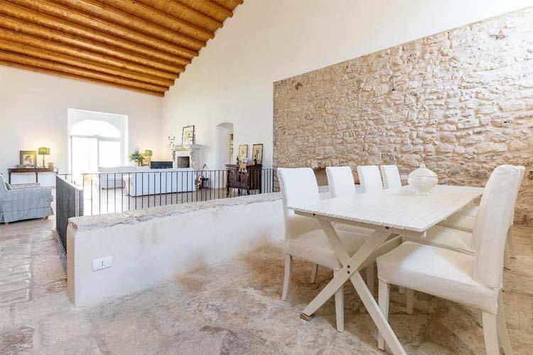 Dining Room - Baglio Occhipinti - Vittoria