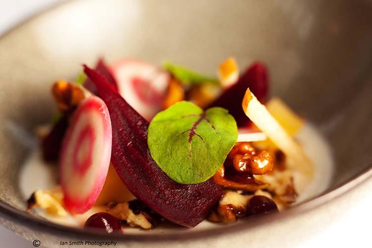 Restaurant - Lewtrenchard Manor - Lewdown