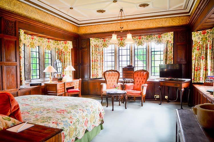 Gallery Suite St Gertrude - Lewtrenchard Manor - Lewdown