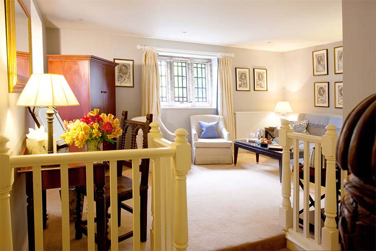 Courtyard Suite St Clements - Lewtrenchard Manor - Lewdown