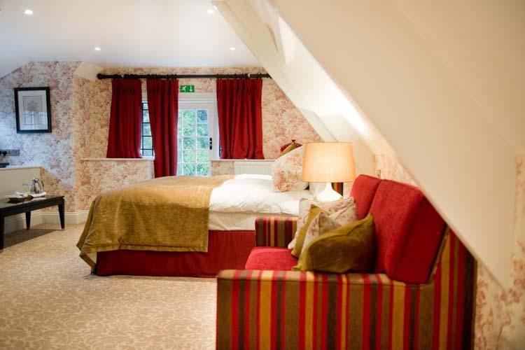 Deluxe Room Aurelia - Lewtrenchard Manor - Lewdown