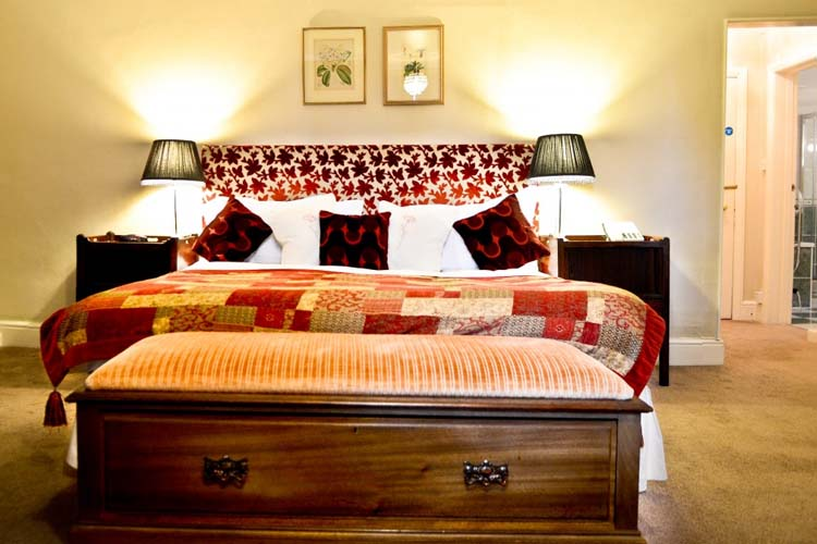 Deluxe Room Prince Rupert - Lewtrenchard Manor - Lewdown