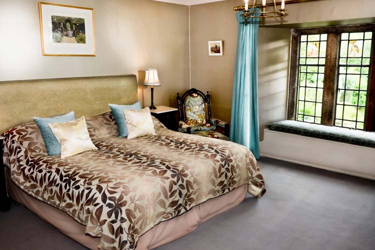 Deluxe Room Hornsa - Lewtrenchard Manor - Lewdown
