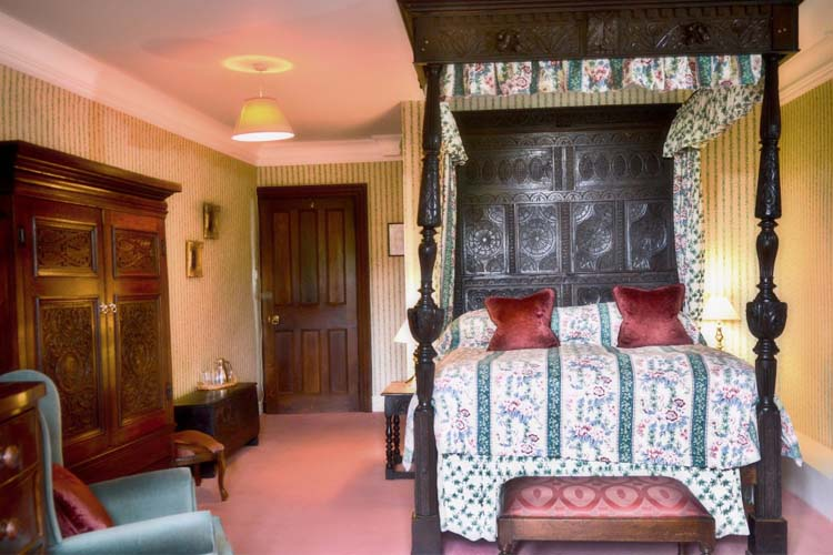 Classic Room Melton - Lewtrenchard Manor - Lewdown