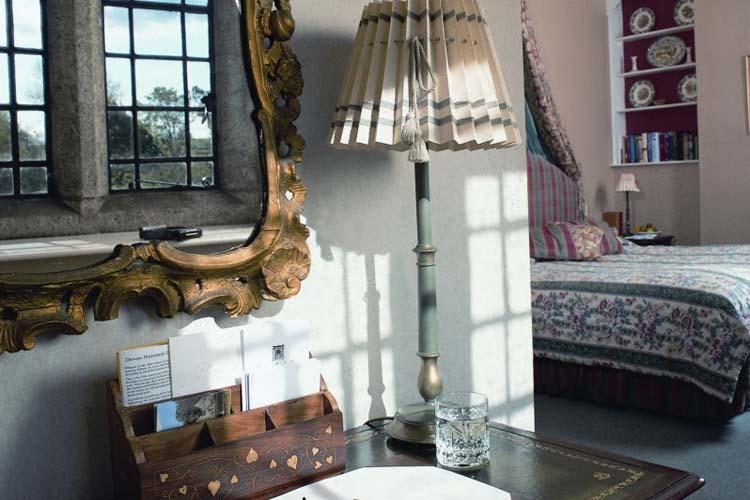Classic Room Eudoxia - Lewtrenchard Manor - Lewdown