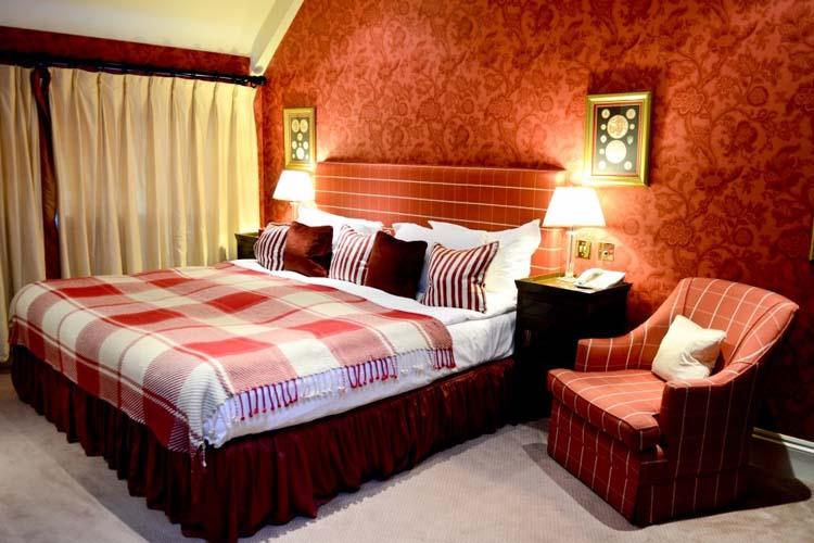 Classic Room Bromley - Lewtrenchard Manor - Lewdown