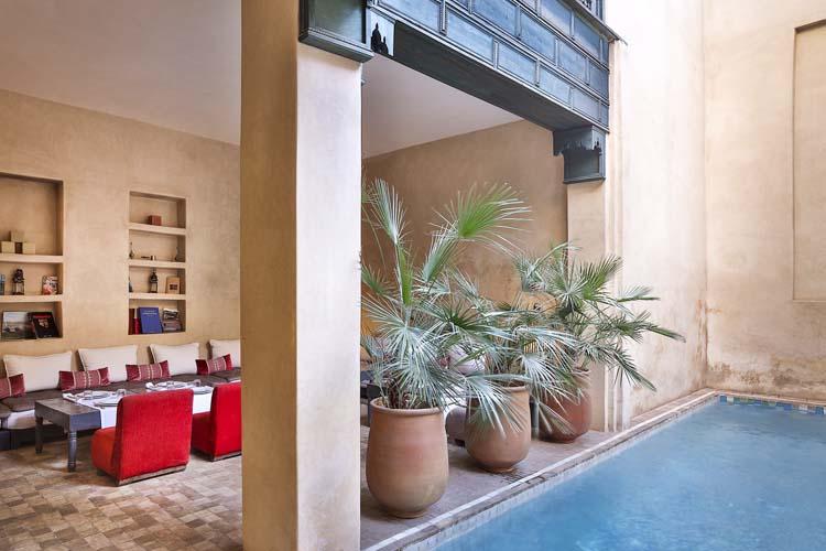 Courtyard - Hotel & Spa Dar Bensouda - Fez