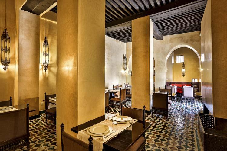Dining room - Hotel & Spa Dar Bensouda - Fez