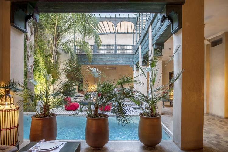 Pool - Hotel & Spa Dar Bensouda - Fez