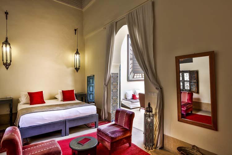Junior Suite - Hotel & Spa Dar Bensouda - Fez