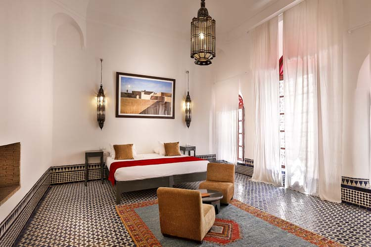 Deluxe Suite - Hotel & Spa Dar Bensouda - Fez
