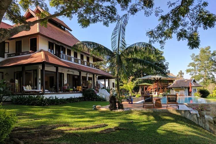 General View - Rice and Zen Boutique Resort - Doi Saket