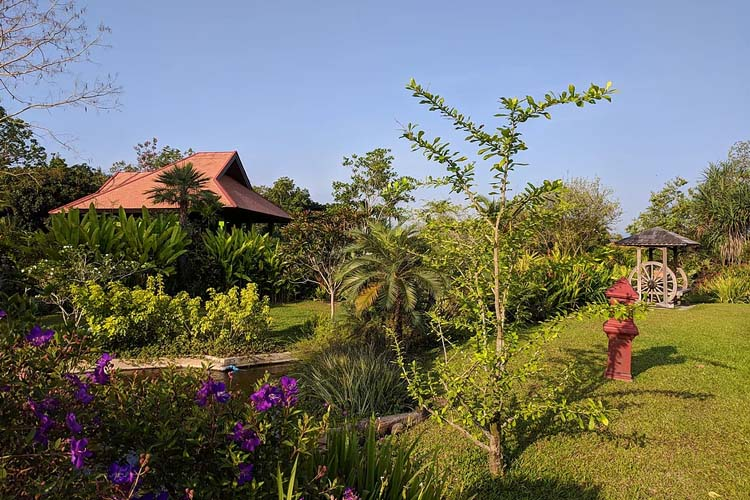 The Cottage and the Sala - Rice and Zen Boutique Resort - Doi Saket