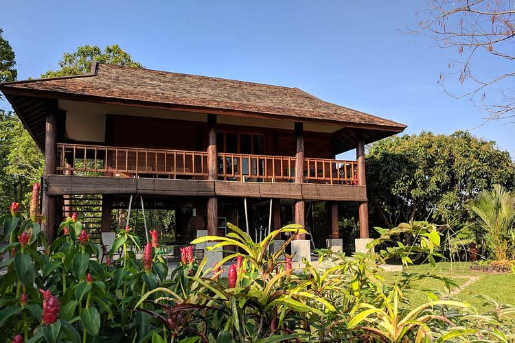 The Teak Villa - Rice and Zen Boutique Resort - Doi Saket