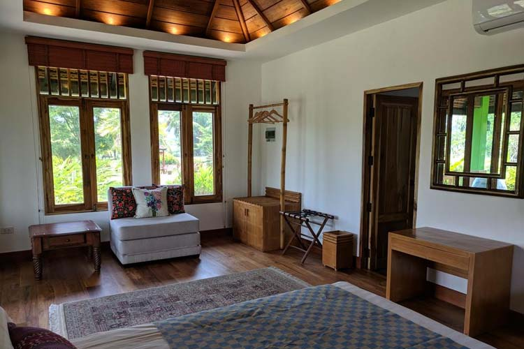 Cottage - Rice and Zen Boutique Resort - Doi Saket