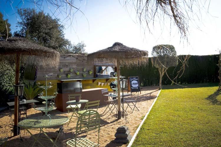 Garden - Can Casi - Costa Brava