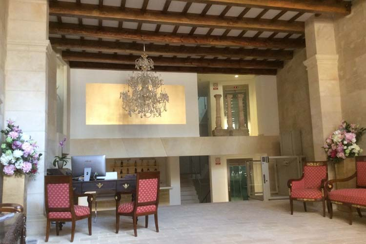Lobby - Sindic Hotel - Mahón