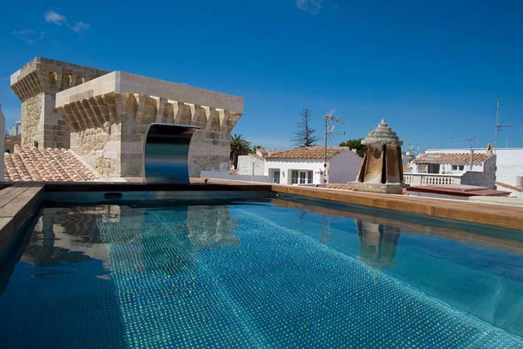 Pool - Sindic Hotel - Mahón