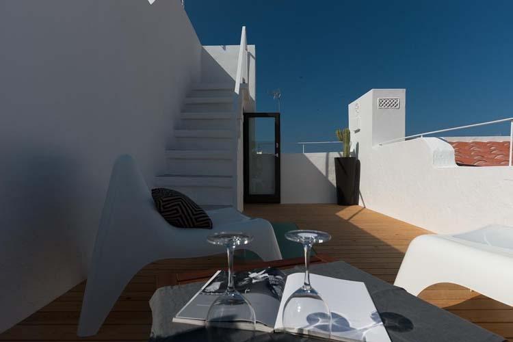 Terrace - Sodium Boutique Hotel - Ciudadella