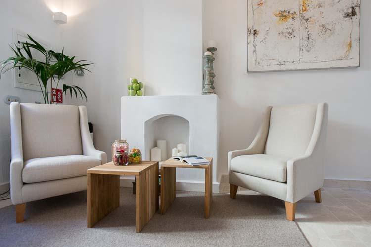 Living Room - S'Hotelet d'es Born - Ciudadella
