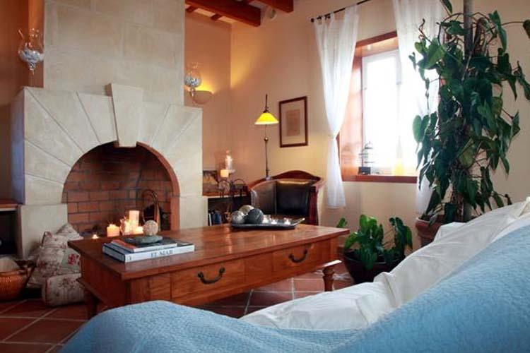 Living Room - Son Granot - Es Castell