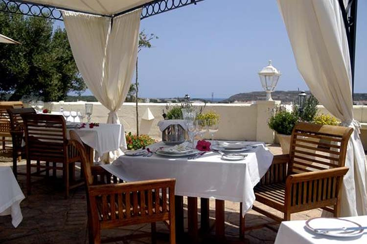 Restaurant - Son Granot - Es Castell