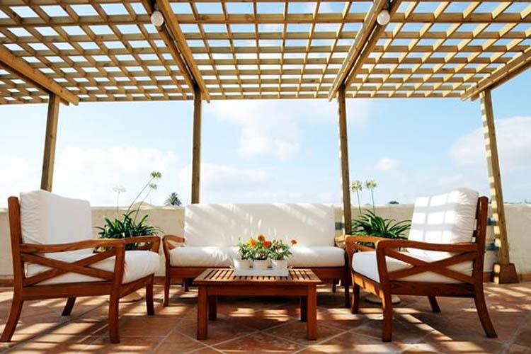 Terrace - Son Granot - Es Castell