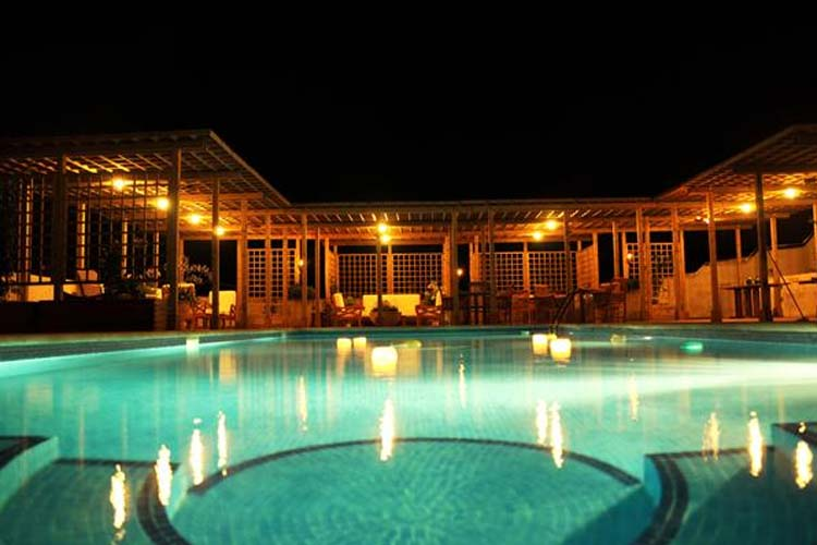 Pool - Son Granot - Es Castell