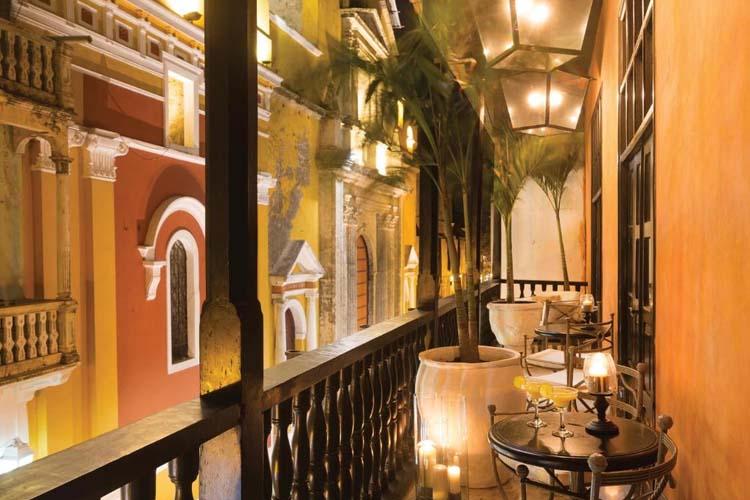Varanda - Casa de Alba Hotel Boutique - Cartagena