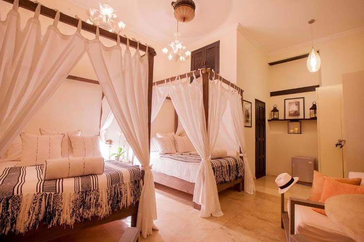 Room Leon - Casa de Alba Hotel Boutique - Carthagène des Indes
