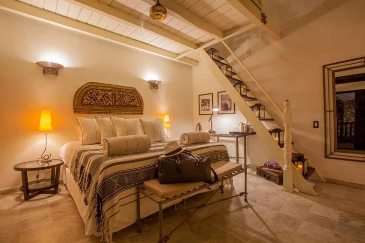 Suite Caballito de Mar - Casa de Alba Hotel Boutique - Cartagena