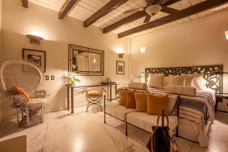 Suite Palmeral - Casa de Alba Hotel Boutique - Cartagena