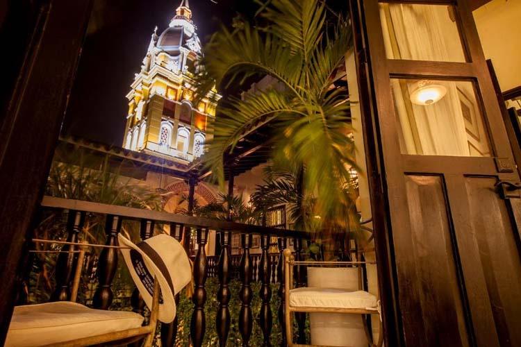 Suite Salamandra - Casa de Alba Hotel Boutique - Cartagena