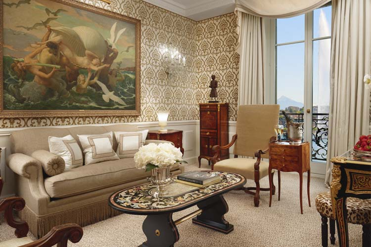 Bellevue Suite - Hotel D'Angleterre - Genf
