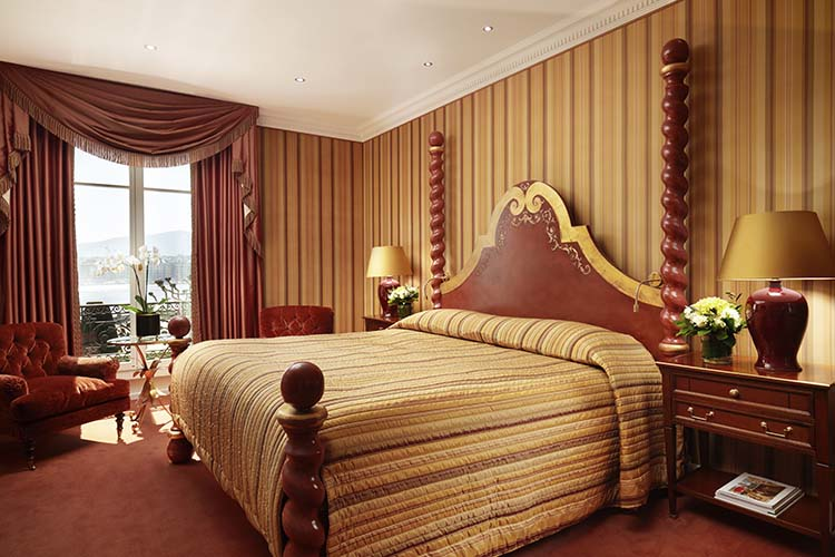 Exclusive Lake 123 - Hotel D'Angleterre - Genf