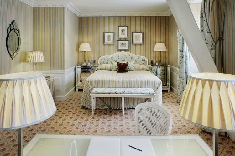Junior Suite Courtyard 422 - Hotel D'Angleterre - Genf