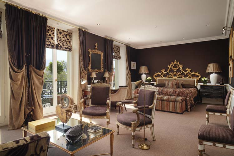 Junior Suite Lake View 124 - Hotel D'Angleterre - Ginebra