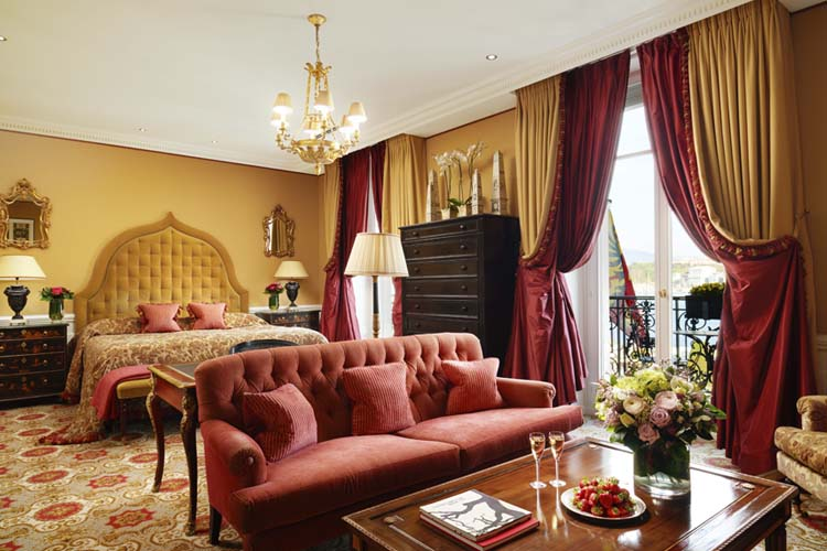 Junior Suite Lake View 223 - Hotel D'Angleterre - Ginebra