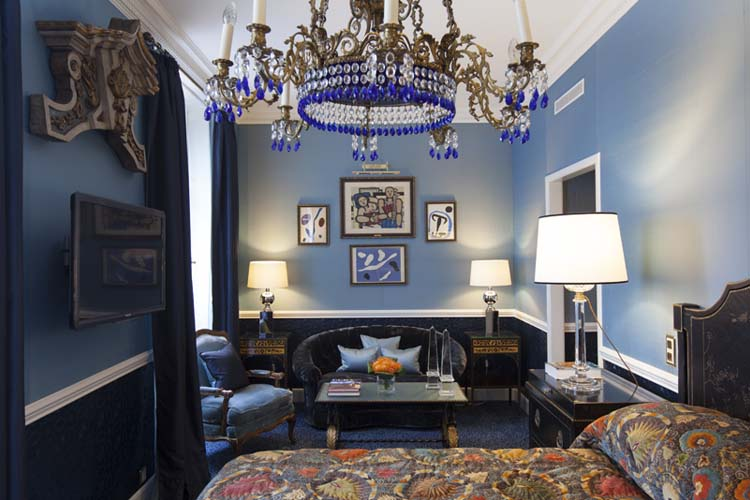 Premium King 127 - Hotel D'Angleterre - Genf