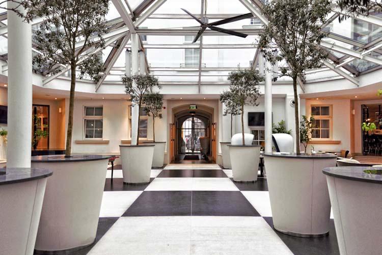 Lobby - H15 Boutique Hotel - Warschau