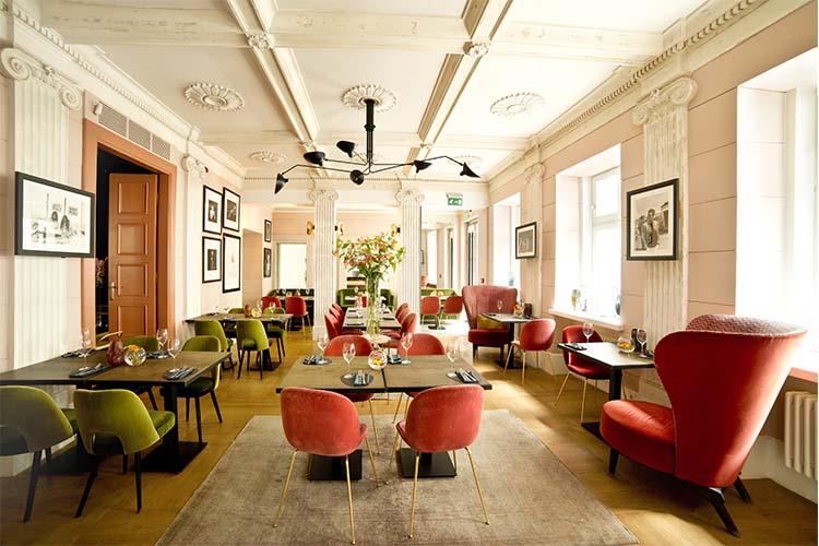 Restaurant - H15 Boutique Hotel - Warschau