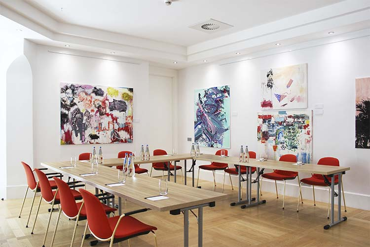 Meeting room - H15 Boutique Hotel - Warschau