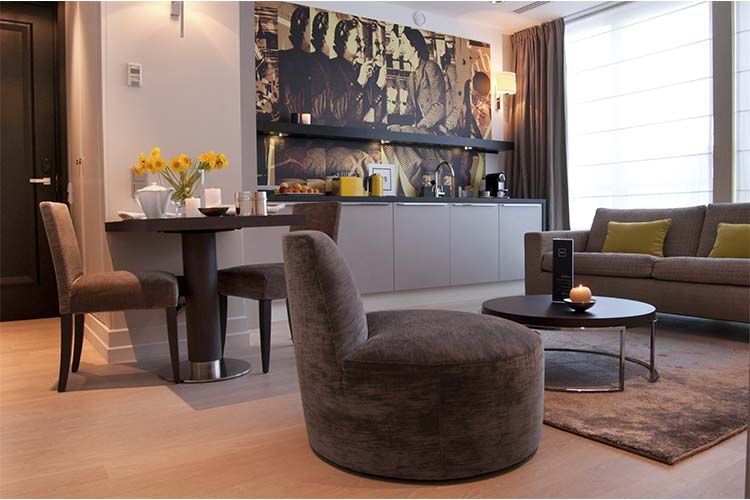 Superior Junior Suite - H15 Boutique Hotel - Warschau