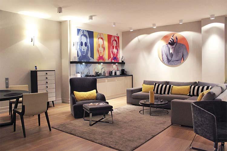 Prestige Suite - H15 Boutique Hotel - Warschau