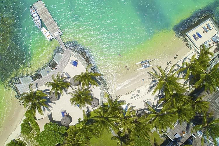 Aerial View - Hotel 20ºSud - Grand Baie
