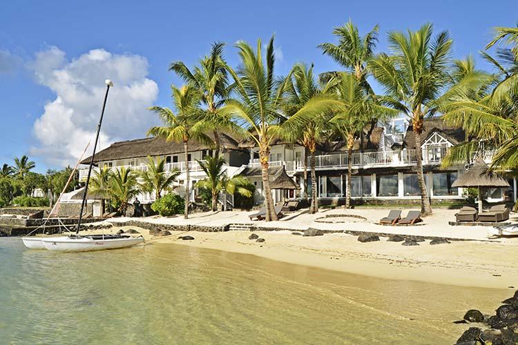 General View - Hotel 20ºSud - Grand Baie