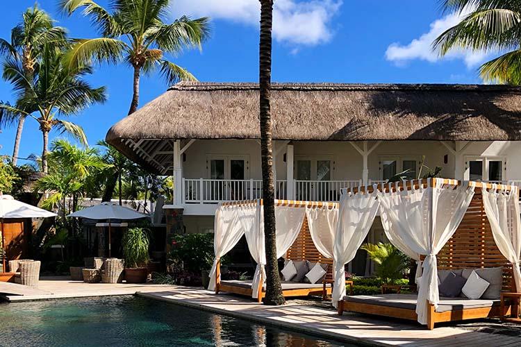 Pool - Hotel 20ºSud - Grand Baie