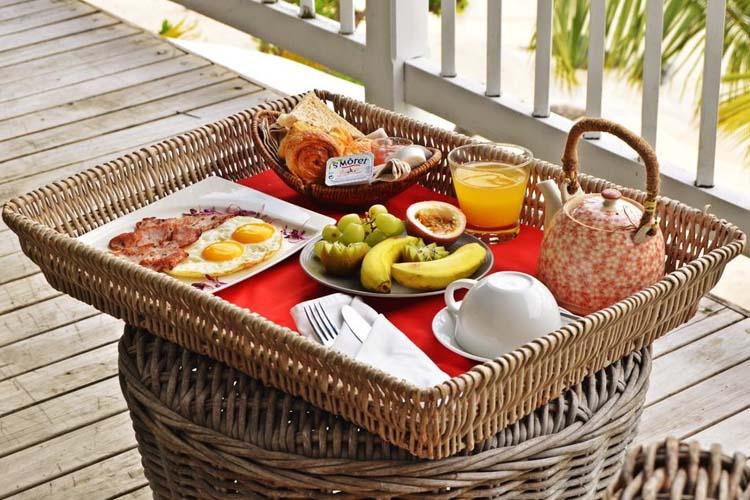 Breakfast - Hotel 20ºSud - Grand Baie