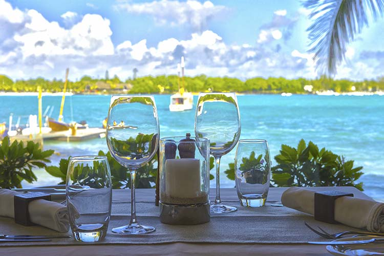 Explorateur Restaurant & Bar - Hotel 20ºSud - Grand Baie