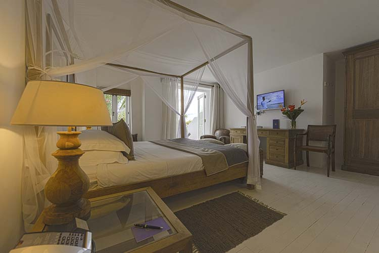 Superior Beachfront Room - Hotel 20ºSud - Grand Baie